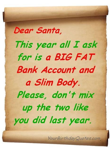 Dear Santa This Year All I Ask For . Pictures, Photos