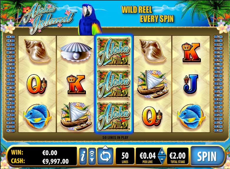 Free aloha island slot machine online bally lock