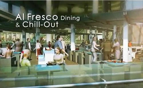 NFC Scandal The Star Vista Al Fresco Dining
