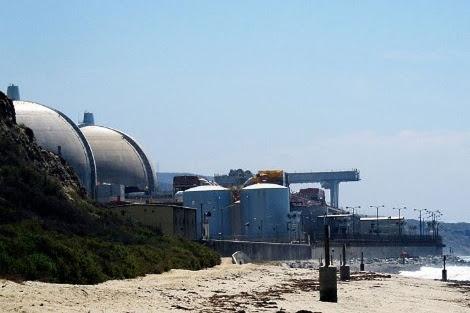 Central nuclear de San Onofre. | awnisALAN.