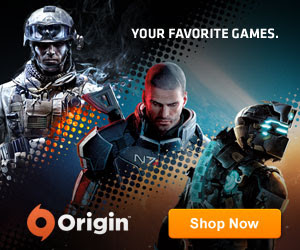 EA Games - Origin Powered by EA