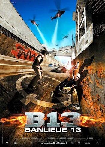 District B13 (2004) Dual Audio Hindi 480p BluRay 270mb