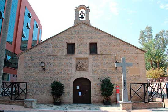 Resultado de imagen de iglesia de los pasos de santiago murcia
