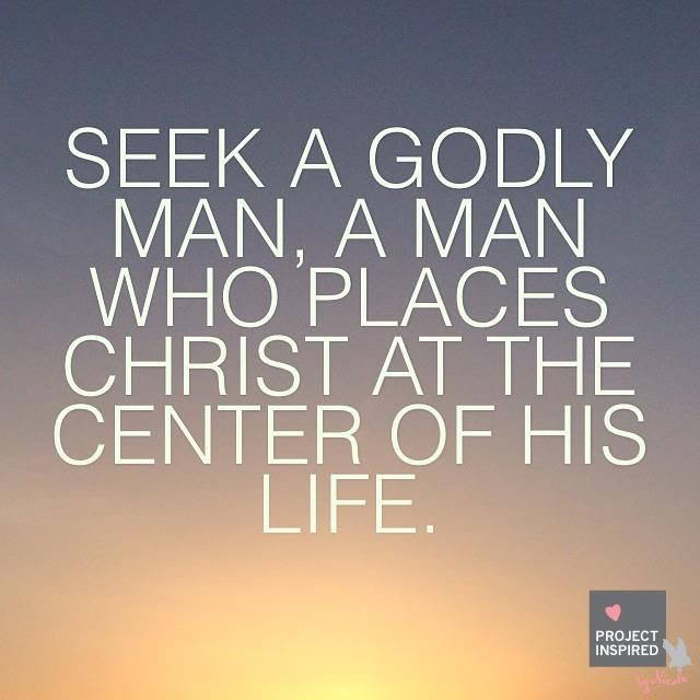 Quotes About Godly Man 39 Quotes