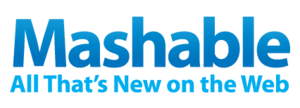Mashable.com logo as of late 2008