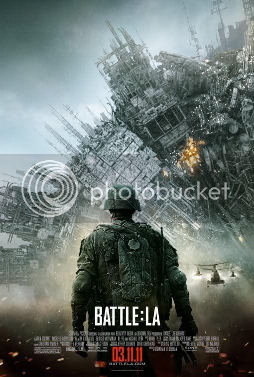 Battle: Los Angeles Invasão Mundial: Batalha Los Angeles