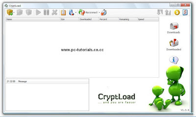 CryptLoad UNLIMITED RapidShare Downloading way
