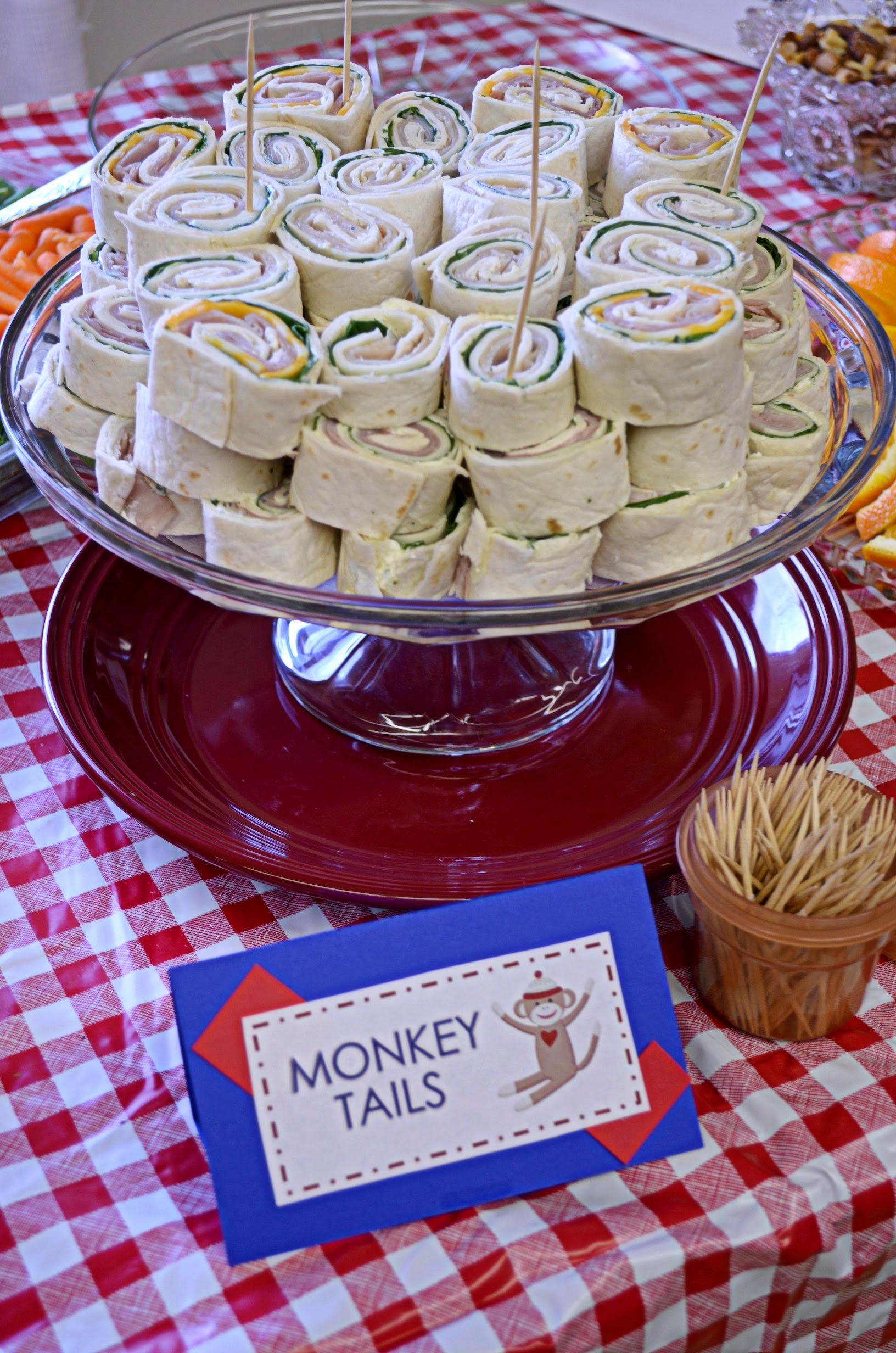 Party Food Monkey Tails Jpg 1 632 2 464 Pixels Sock Monkeys Baby