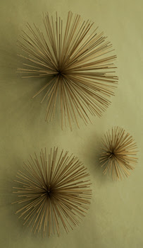 Luxe Report Luxe Decor Starburst Wall Art Look For Less