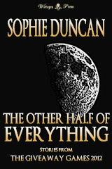 The Other Half Of Everything by Sophie Duncan Front Cover