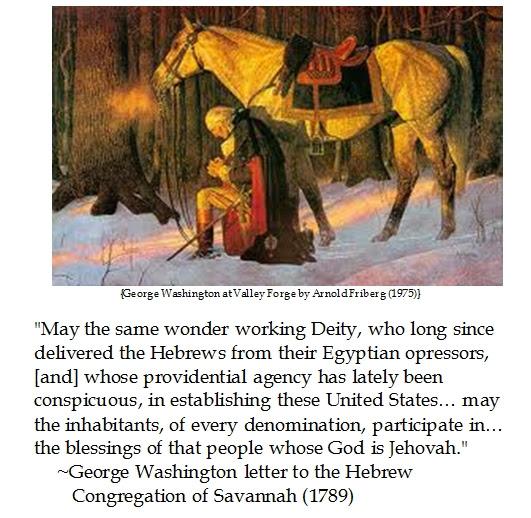 George Washington Valley Forge