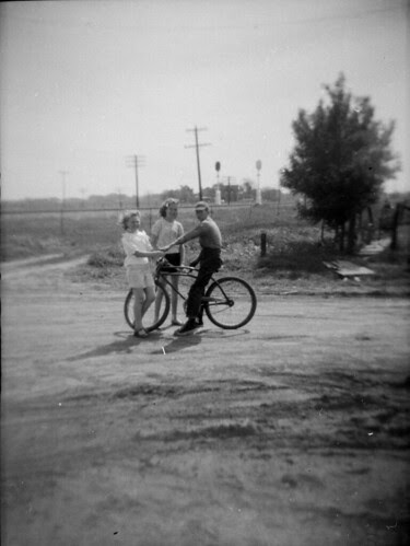 Found Negative: 2 girls, 1 boy and a bike 300