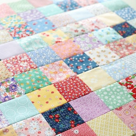 Retro Mama | pretty patchwork