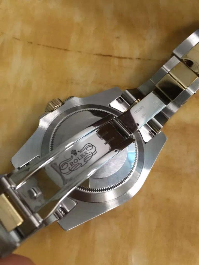 Rolex 116613 LN Clasp