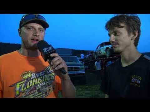 Brushcreek Motorsports Complex |  7/3/21 | 21st Annual Firestorm | The Dirt Road Course | Josh Dietz