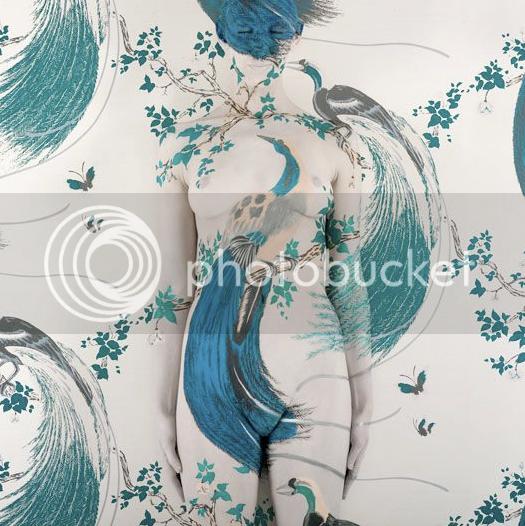 Emma Hack's Body Art Wallpaper 3