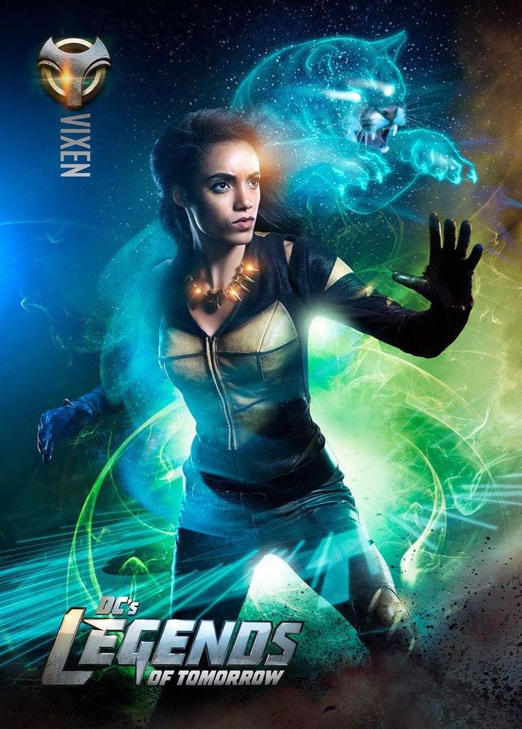Resultado de imagem para Legends of Tomorrow season 2 posters