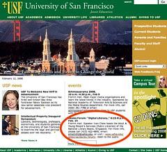 University of San Francisco (USF) - USF Home