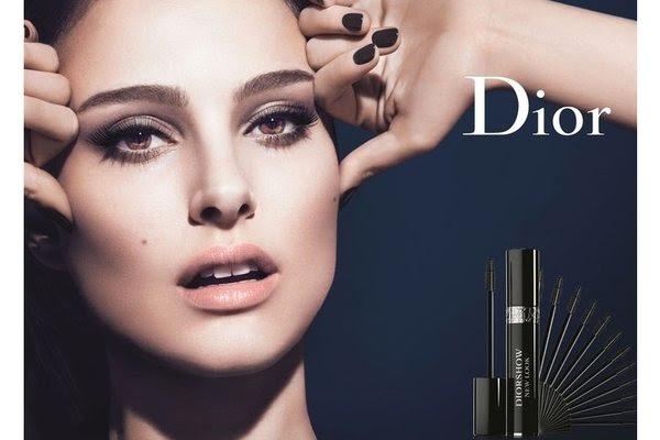natalie portman sexy y sensual en publicidad Dior censurada
