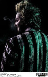 Beetlejuice The Musical On Broadway Stage Biz