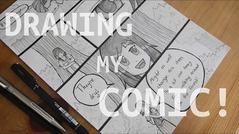How To Draw Manga Comics