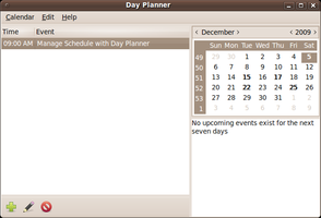Manage Your Schedule with Day Planner » Linux Magazine