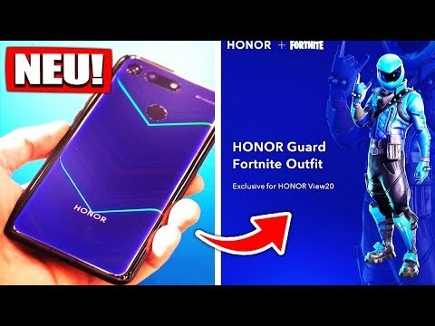Honor View 20 Fortnite Redeem Page Fortnite Free Youtube Banner