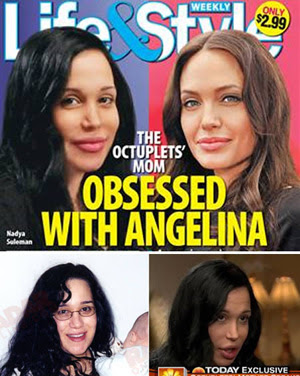 Angelina Jolie (Foto: Oddee)