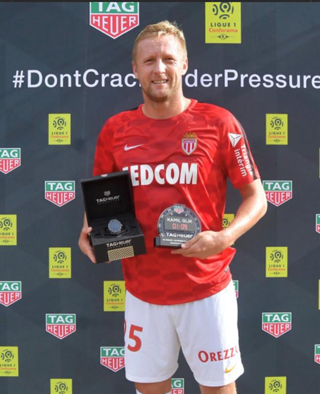 Ligue 1 Conforama : TAG Heuer récompense le but le plus rapide