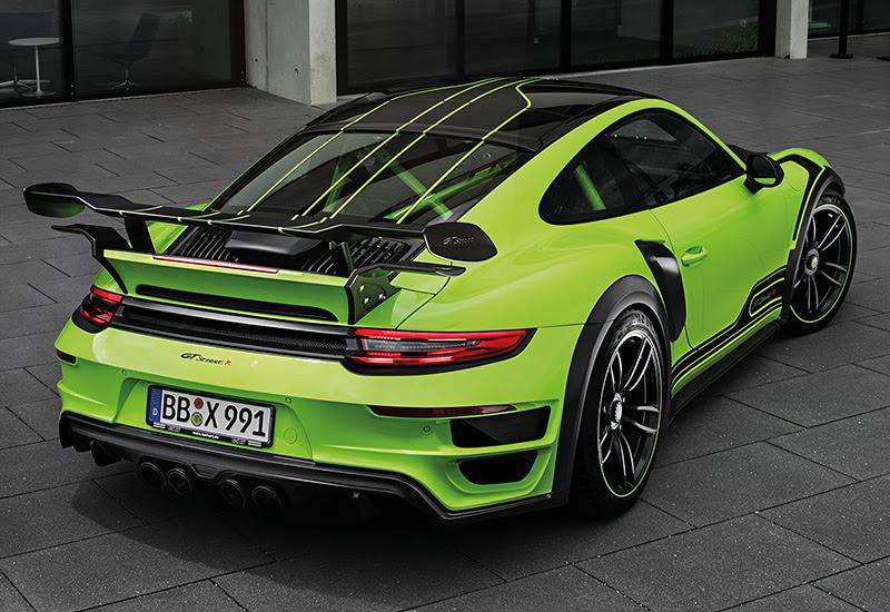 2017 Porsche 911 Turbo Techart Gtstreet R Specifications