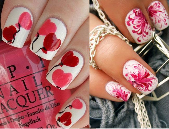 Valentines Day Nail Art Design - Season Of Love :Valentine's Day Nail Art  Designs AFROTHREADS - Valentine Day Nail Art Designs Graham Reid
