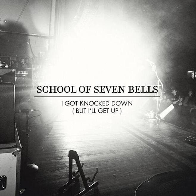 "School of Seven Bells Share Final Song, Joey Ramone Cover ""I Got Knocked Down (But I'll Get Up)"""