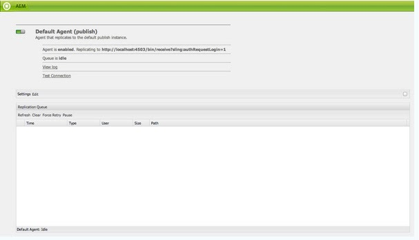 Sql query in cq5