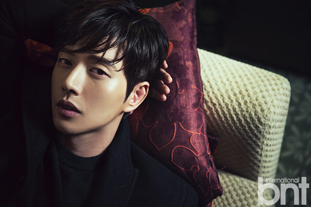 Park Hae Jin - bnt International December 2014
