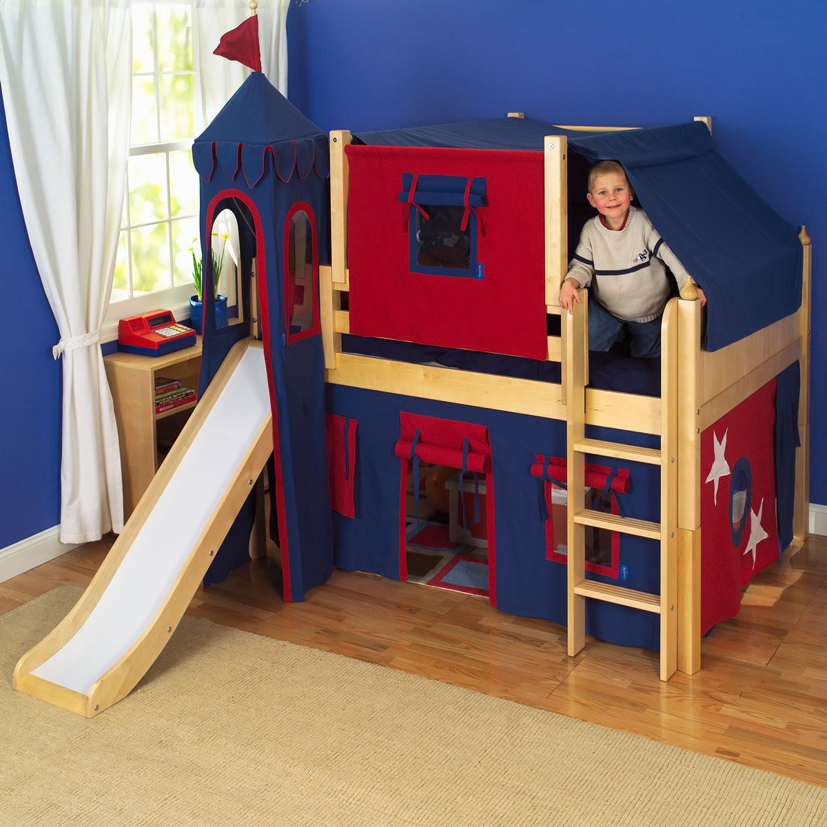 Maxtrix Kids Bunk Beds and Loft Beds