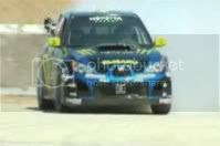 Subaru Super Drifting