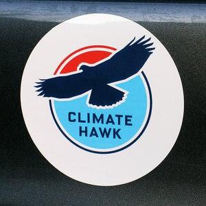 Image of Climate Hawk Sticker