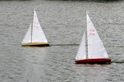 AMYA Star45 How To Build R/C Model Sail Boat -: The Star45 ...