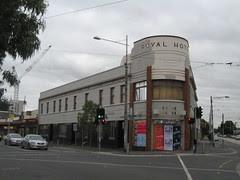 Royal Hotel. Footscray