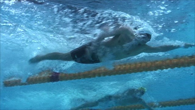 Commonwealth Games swimmers