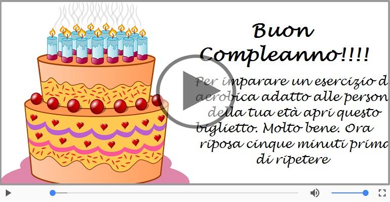 Auguri Musicali Di Buon Compleanno Youtube