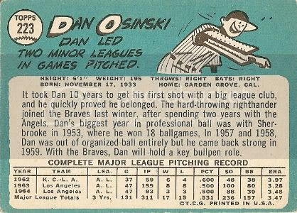 #223 Dan Osinski (back)