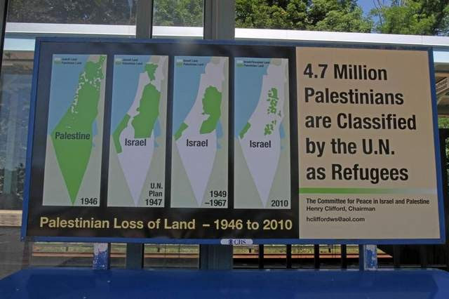 AntiIsrael ads