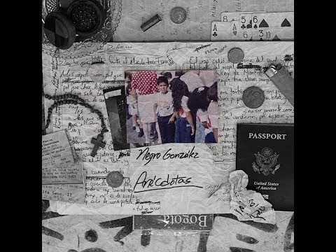 Negro González- Anécdotas (DISCO COMPLETO) 2019 [Venezuela]