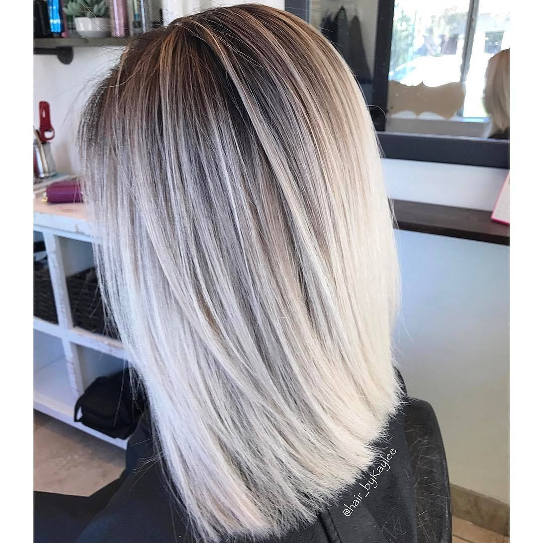 20 Beautiful Blonde Balayage Hair Color Ideas  Trendy Hair Color 2019