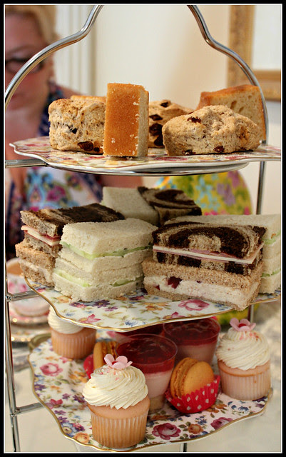 Fancy That's afternoon tea