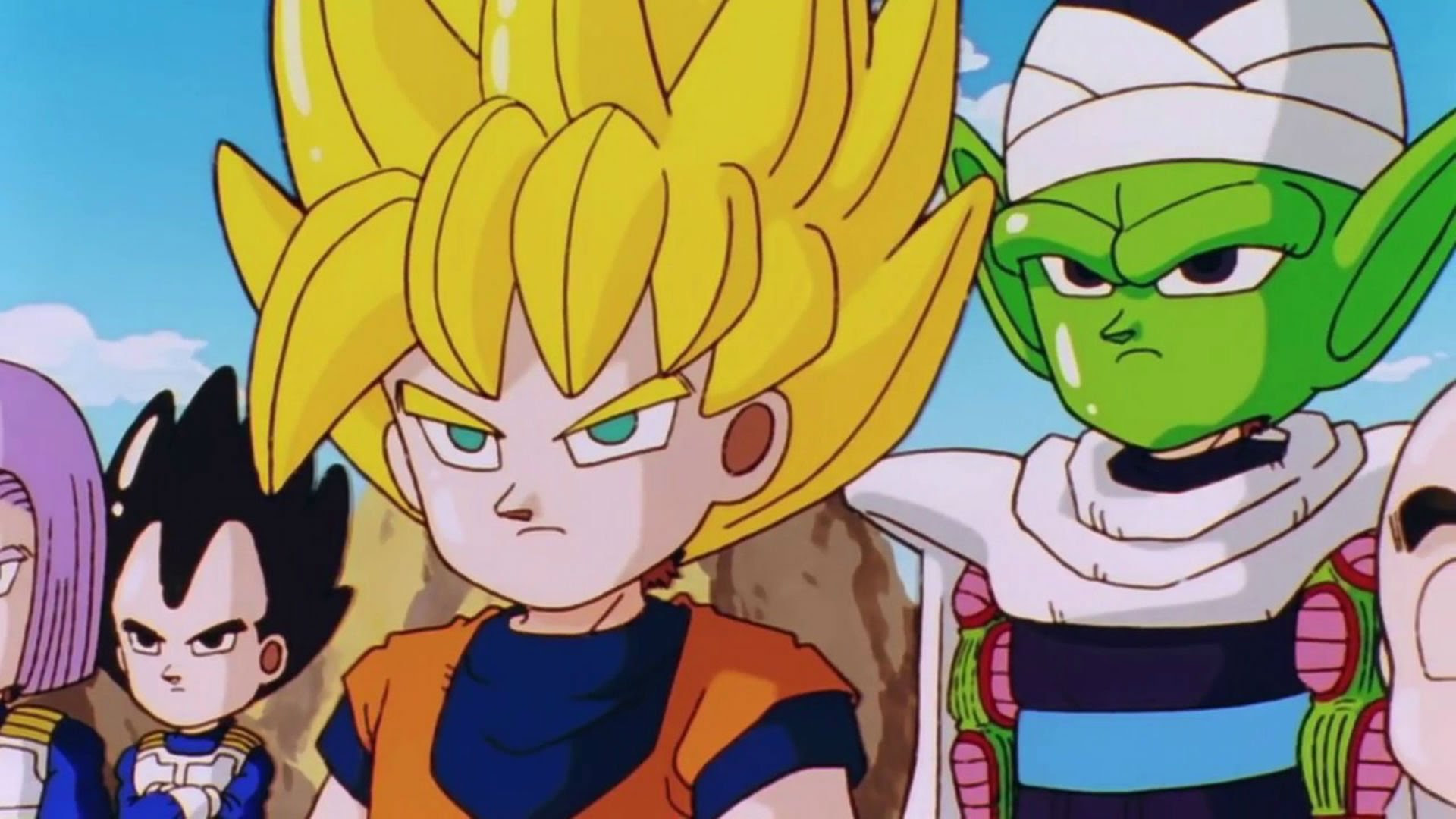 10 characters who need to be in Dragon Ball FighterZ screenshot