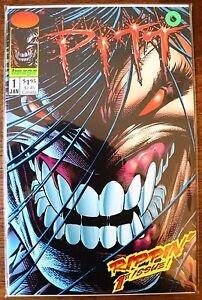 Pitt Comic Book Rippin 1st Issue