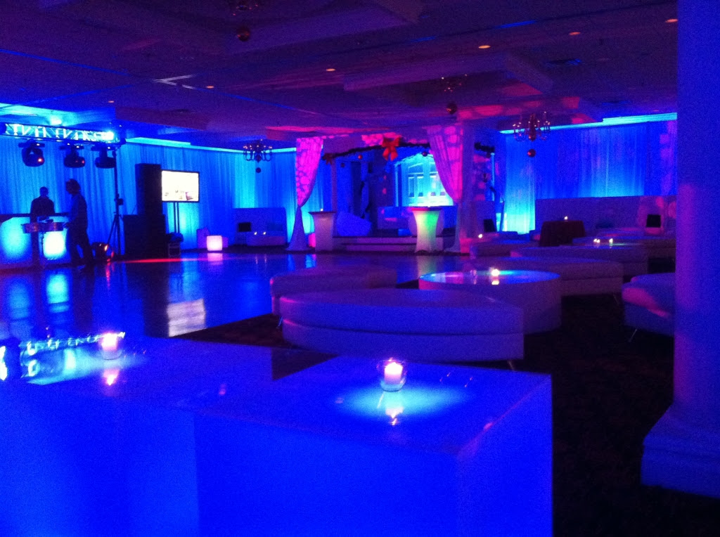 Full Room Lounge: Aviance Event Planning and Lounge Decor NJ