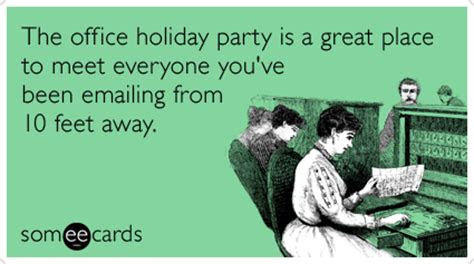 Funny Christmas Office Party Quotes